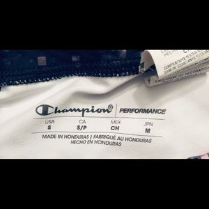 Champion Pants - Women's Capri Exercise Leggings